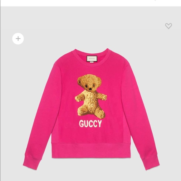 5ebdfbe5818 Gucci Other - Worn twice Gucci guccy teddy bear sweater🐻🔥